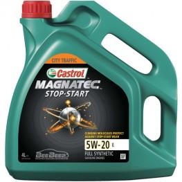 Моторное масло Castrol Magnatec Stop-Start 5w-20 E 4 л
