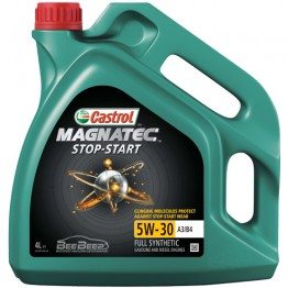 Моторное масло Castrol Magnatec Stop-Start 5w-30 A3/B4 4 л