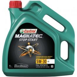 Моторное масло Castrol Magnatec Stop-Start 5w-30 A5 4 л