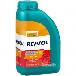 Моторное масло Repsol Auto Gas 5w-30 1л