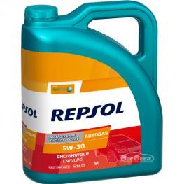 Моторное масло Repsol Auto Gas 5w-30 5л