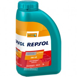 Моторное масло Repsol AutoGas 5w-40 1л