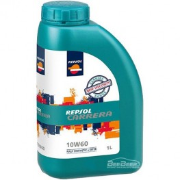 Моторное масло Repsol Carrera 10w-60 1л
