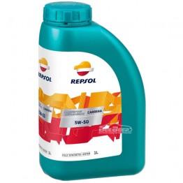 Моторное масло Repsol Carrera 5w-50 1л