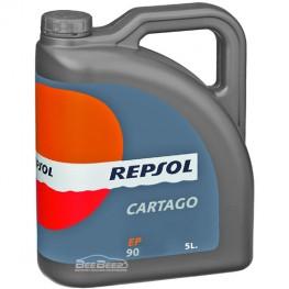 Трансмиссионное масло Repsol Cartago EP 90 5л