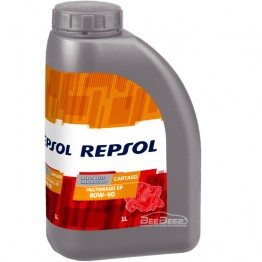 Трансмиссионное масло Repsol Cartago EP Multigrado 80w-90 1л
