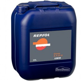 Трансмиссионное масло Repsol Ceres STOU 15w-40 20л