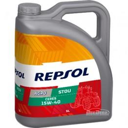 Трансмиссионное масло Repsol Ceres STOU 15w-40 5л