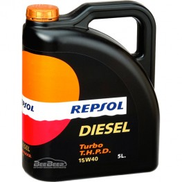 Моторное масло Repsol Diesel Super Turbo SHPD 15w-40 5л