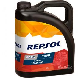 Моторное масло Repsol Diesel Turbo THPD 10w-40 5л