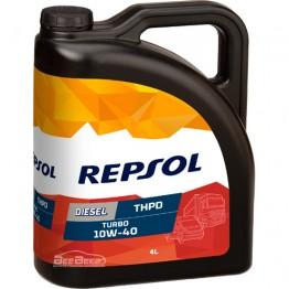 Моторное масло Repsol Diesel Turbo THPD 15w-40 4л