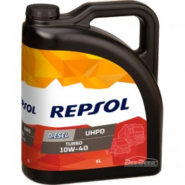 Моторное масло Repsol Diesel Turbo UHPD 10w-40 5л