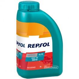 Моторное масло Repsol Elite 505.01 TDI 5w-40 1л
