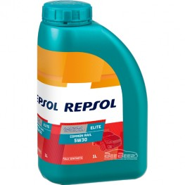Моторное масло Repsol Elite Common Rail 5w-30 1л