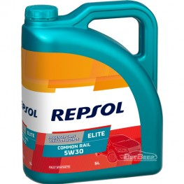 Моторное масло Repsol Elite Common Rail 5w-30 5л