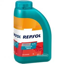 Моторное масло Repsol Elite Competicion 5w-40 1л