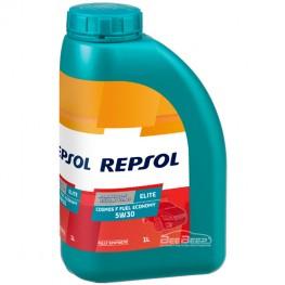 Моторное масло Repsol Elite Cosmos F Fuel Economy 5w-30 1л