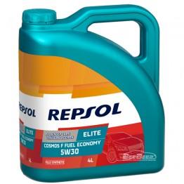 Моторное масло Repsol Elite Cosmos F Fuel Economy 5w-30 4л