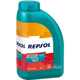 Моторное масло Repsol Elite Evolution 5w-40 1л