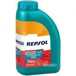 Моторное масло Repsol Elite Evolution Long Life 5w-30 1л