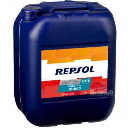 Моторное масло Repsol Elite Injection 10w-40 20л