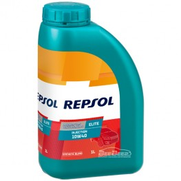 Моторное масло Repsol Elite Injection 10w-40 1л