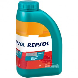 Моторное масло Repsol Elite Inyeccion 15w-40 1л