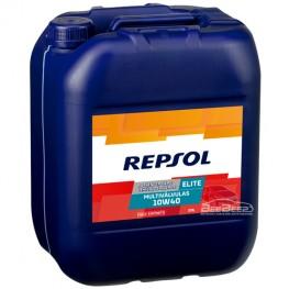 Моторное масло Repsol Elite Multivalvulas 10w-40 20л