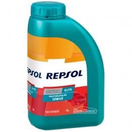 Моторное масло Repsol Elite Multivalvulas 10w-40 1л