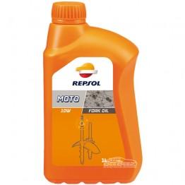 Масло для вилки Repsol Fork Oil 10W 1л
