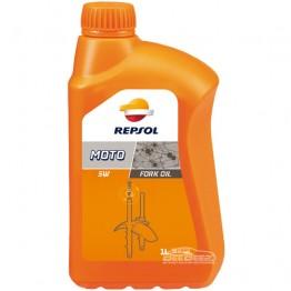 Масло для вилки Repsol Fork Oil 5W 1л