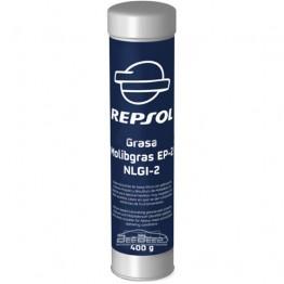 Молибденовая смазка Repsol Grasa Molibgras EP-2 400мл
