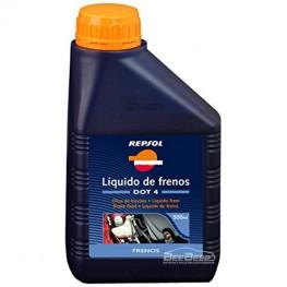 Тормозная жидкость Repsol Liquido Frenos DOT 4 500мл