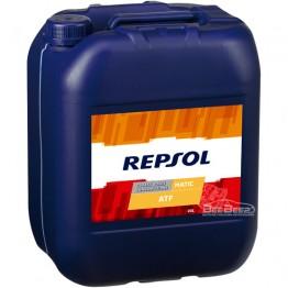 Трансмиссионное масло Repsol Matic ATF 20л