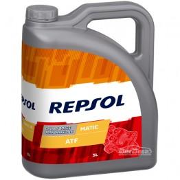 Трансмиссионное масло Repsol Matic ATF 5л