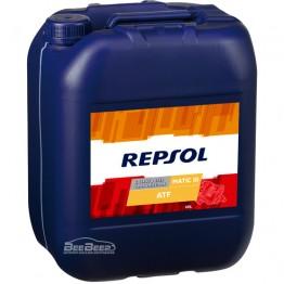 Трансмиссионное масло Repsol Matic III 20л