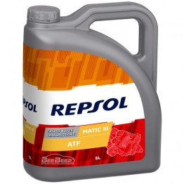 Трансмиссионное масло Repsol Matic III 5л