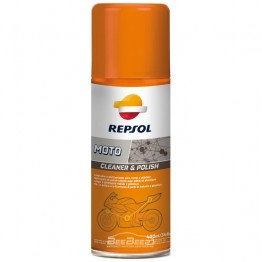 Очиститель Repsol Moto Cleaner & Polish 400мл