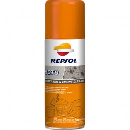 Обезжириватель Repsol Moto Degreaser & Engine Cleaner 400мл