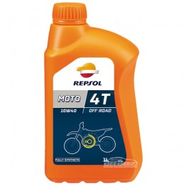 Моторное масло для мотоцикла Repsol Moto Off Road 4T 10w-40 1л