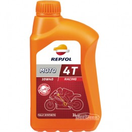 Моторное масло для мотоцикла Repsol Moto Racing 4T 10w-40 1л