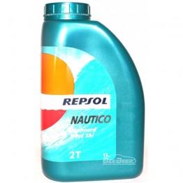 Масло для лодки Repsol Nautico Outboard & Jet Ski 2T 1л