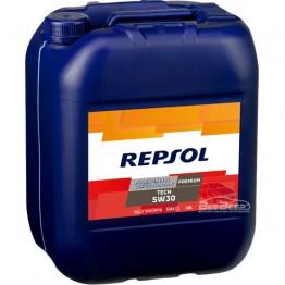 Моторное масло Repsol Premium Tech 5w-30 20л