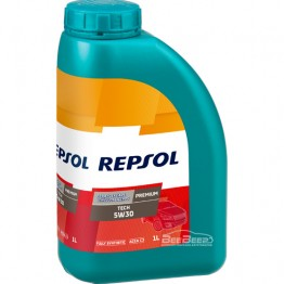 Моторное масло Repsol Premium Tech 5w-30 1л