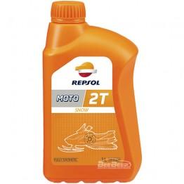 Моторное масло для снегохода Repsol Snow 4T 0w-30 1л