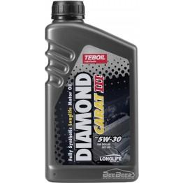 Моторное масло Teboil Diamond Carat III 5W-30 1 л