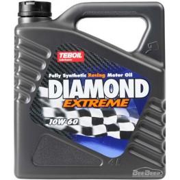 Моторное масло Teboil Diamond Extreme 10W-60 4 л
