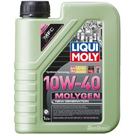 Моторное масло Liqui Moly Molygen New Generation 10w-40 9059 1 л