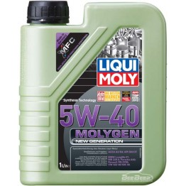 Моторное масло Liqui Moly Molygen New Generation 5w-40 9053 1 л