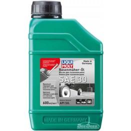 Масло для электростанций и газонокосилок Liqui Moly Rasenmaher-Oil SAE 30 7594 0,6 л